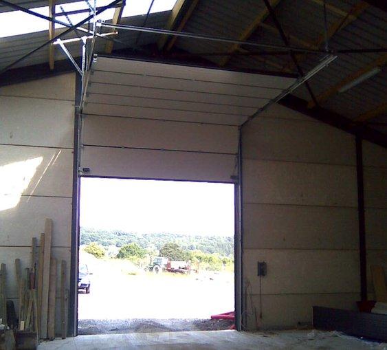 Porte de garage for Porte de garage mca